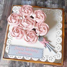 Happy Birthday Aradhana - Video And Images