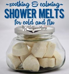 Soothing Shower Melts For Cold And Flu | Improved Aging