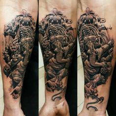 Ganesha/Balinese Om
