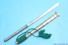 Oriental-Arms: Fine Two Handed Thai Dah Sword