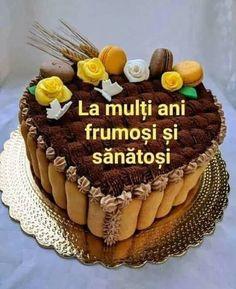 Cute Baby Cartoon, Birthday Wishes Cake, Sweet Recipes, Deserts, Birthdays, Gifts, Roses Gif, Food, Decor