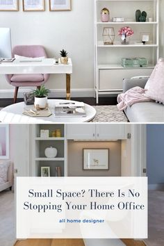 Small Home Office Ideas #homeofficedesign #homeofficeorganize Design Inspiration, Design Ideas, Home Office Organization, Home Office Design, Office Ideas, Small Spaces, Beautiful Homes, Home Goods, New Homes