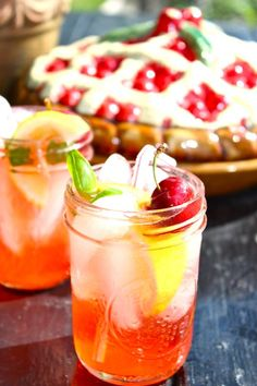 Tom collins, Raspberries and Toms on Pinterest
