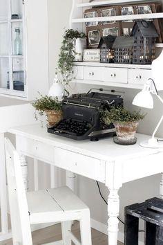 Typewriter Vintage Decor
