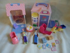 Fisher Price Sweet Streets Post Office and Play House