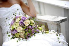 Bruidsboeket klassiek Pasteltint