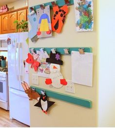 Clip Gallery | Community Post: 16 Awesome Ways To Display Student Work