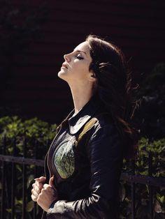 Lana Del Rey in FADER Magazine