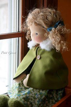 Petit Gosset Waldorf doll