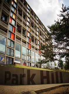 Come and read our blog, The Brutal and the Beautiful, and take a peek inside the magnificent Park Hill building.