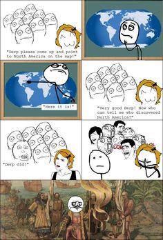 Next time in social studies...