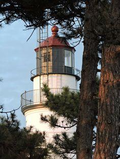 Fort Gratiot Lighthouse in Port Huron, Michigan