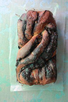 chocolate krantz bread from Jerusalem