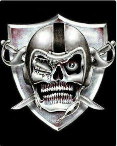 Raiders Pics, Oakland Raiders Images, Raiders Stuff, Oakland Raiders Football, Raiders Baby, Oak Raiders, Crane, Raiders Tattoos, Football Helmet Design