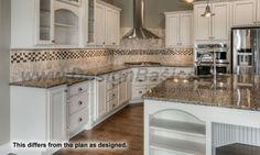 Maddox , Home Plan 29052 Kitchen