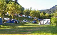 Camping Berg-See camping Camping Glamping, Camping Hacks, Campsite, Austria, Outdoor Gear, Tent, Golf Courses, Dolores Park, Adventure