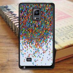 Mix Glitter Samsung Galaxy Note Edge Case