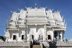 The All White Temple