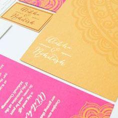 6 Hottest Colour Trends for Summer Weddings Wedding Invitation Samples, Affordable Wedding Invitations, Beautiful Wedding Invitations, Pinterest Wedding Invitations, Wedding Pinterest, Wedding Trends, Diy Wedding, Wedding Ideas, Handmade Invitations
