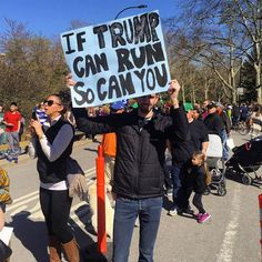 These fan signs are hilarious and motivational.  See how fun and creative these signs are and how they helped runners complete the marathon. You'll want to have a friend make one of these signs the next time you run a marathon.