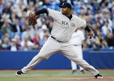 On the Mound...CC Sabathia