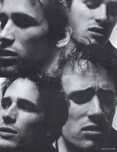 JEFF BUCKLEY  from Interview Magazine, February 1994  Photographed by: Bruce Webber