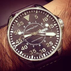 Hamilton Men's Watches, Cool Watches, Watches For Men, Men Accesories, Stylish Watches, Hamilton, Omega Watch, Pens, Old Things