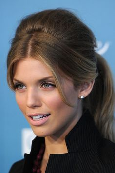 Trendy Hairstyles For Party pony tail ponytail ponytail hairstyles ponytails Source: website rachel mccord premiere hollywood Source: . Ponytail Hairstyles, Trendy Hairstyles, Brunette Hairstyles, Summer Hairstyles, Hair Ponytail, Hair Buns, Updo Hairstyle, Celebrity Hairstyles, Hairstyle Ideas