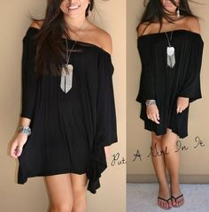 Cool Great PLUS SIZE SOLID LITTLE BLACK BOHO WING BELL LONG SLEEVE MINI DRESS BOHO 1X 2X 3X 2018 Check more at http://fashion-look.top/gallery/great-plus-size-solid-little-black-boho-wing-bell-long-sleeve-mini-dress-boho-1x-2x-3x-2018/