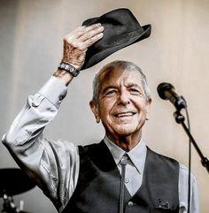 Leonard Cohen, minzaam heertje