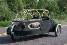 1969 Velorex 16/350 Three-wheeler, Jawa two-stroke, Four-speed sequential manual for sale: photos, technical specifications, description