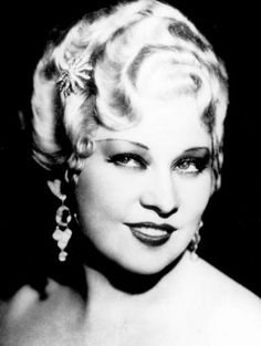 Mae West, actress, playwright, screen writer, sex symbol 1893-1980