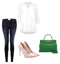Untitled #62 by filomenamaria on Polyvore featuring polyvore fashion style River Island Frame Denim clothing