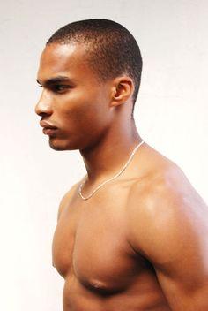 jenry bejarano   Tumblr Gorgeous Black Men, Beautiful Men, Male Beauty, Black Beauty, Nathan Owens, Cute Black Boys, Hommes Sexy, Fit Men, Male Face