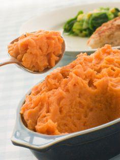 Fat Flush Recipe: Sweet Potato Casserole