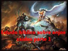 Estudo biblico sobre anjos caidos parte 1 pastor Gelson Magalhães pregaç...