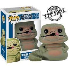 Funko POP Star Wars: Jabba the Hutt - Cutest Jabba you'll ever find?