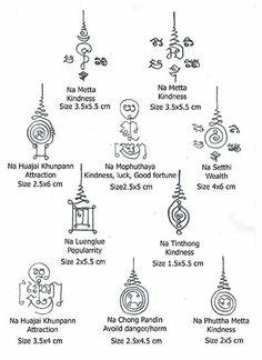 Simbols Tattoo, Tattoo Cafe, Sak Yant Tattoo, Back Tattoo, Yantra Tattoo, Tatuaje Khmer, Tatuagem Sak Yant, Line Tattoos, Body Art Tattoos