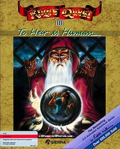 King's Quest III : To Heir is Human (PC game).