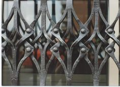 "...""lincoln city library window grilles""..detail view...brian russell...artist blacksmith...little newsham forge.... barnard castle..england..uk..."