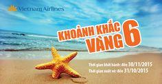 Bay đẳng cấp – ngập tràn vé rẻ cùng Vietnam Airlines| Diễn đàn vé máy bay
