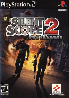 (*** http://BubbleCraze.org - Best-In-Class new Android/iPhone Game ***)  Silent Scope 2 Sony Playstation 2 Game