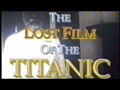 Titanic History, Rms Titanic, Ancient History, Millvina Dean, Civil War Photos, All Movies, World History, Documentaries, Lost