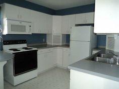 Before, kitchen.