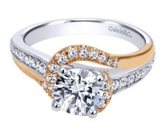 Gold And Silver Mixed Wedding Rings