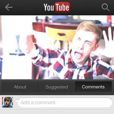 .@Mike Tucker Cozart (Jon Cozart) 's Instagram photos | Webstagram - the best Instagram viewer Jon Cozart, First Video, Ever After, Youtubers, Weird, Instagram Images, Lol, Good Things, Paint