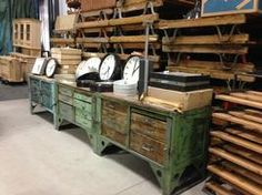 import and export from antique industrial and decoration