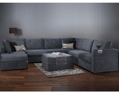LoveSac company- guarantees the sofa for life. Durable,well made and 6,280 dollars. If you have ever had the pleasure of sitting in a lovesac you know it must be super comfy!