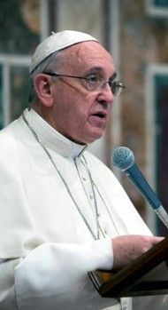 Papa Francisco lamenta «escândalos» na Igreja e padres que dão alimento espiritual «envenenado» aos fiéis | Secretariado Nacional da Pastora...