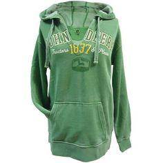 I want this.  Women's John Deere Burnout Sweatshirt Green, http://www.amazon.com/dp/B00IYS9DX0/ref=cm_sw_r_pi_awdm_tqHeub0HD0PGS